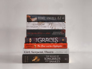a book stack featuring monthly wrap-up: october 2020